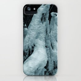 Snow Spirits. iPhone Case