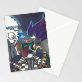 The Hallway Stationery Cards