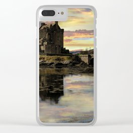 Eilean Donan Castle Scotland Clear iPhone Case