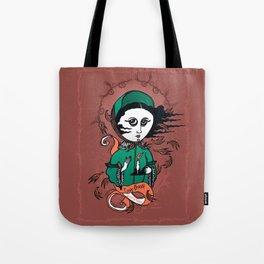Emily Brontë Holy Writer Tote Bag