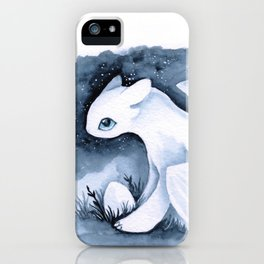 Mother light fury iPhone Case