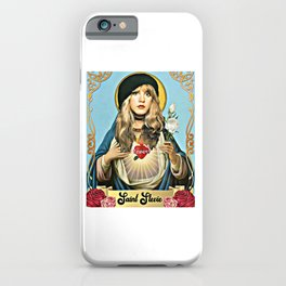 Saint Stevie Nicks iPhone Case