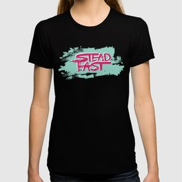 Steadfast Letterform T-shirt