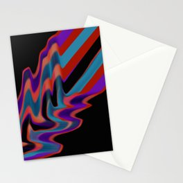 A Sudden Warp Stationery Cards