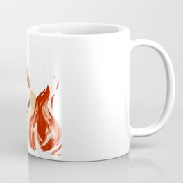 On Fire Coffee Mug