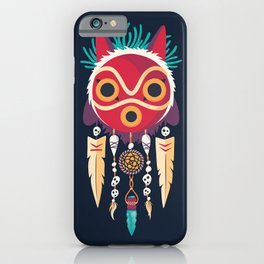 Spirit Catcher iPhone Case