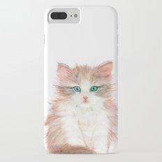 Little Kitten Slim Case iPhone 7 Plus