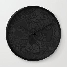 Splatoon Fans Collection - Dark Jam Wall Clock