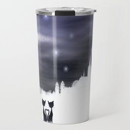 Cats on tour 2 Travel Mug