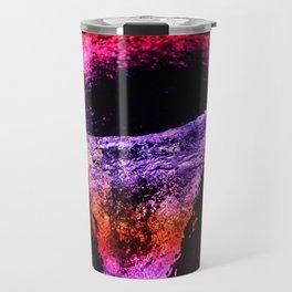 Full water color tornado Travel Mug