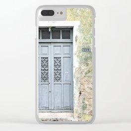 The Doors of Merida XXVI Clear iPhone Case