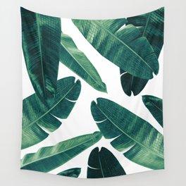 Banana Leaves - Cali Vibes #2 #tropical #decor #art #society6 Wall Tapestry
