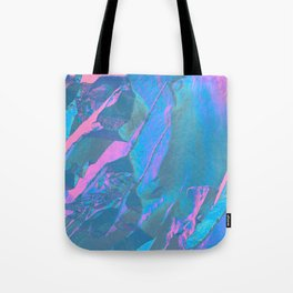Holographic Artwork No 3 (Crystal) Tote Bag