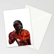 Peyton Manning zombie Stationery Cards
