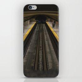mtl metro iPhone Skin