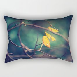 sweet November Rectangular Pillow