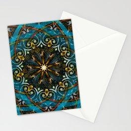 Struggling emergence Stationery Cards