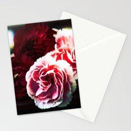 Lomo Carnations Stationery Cards