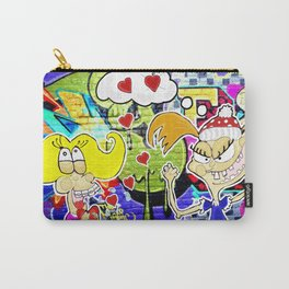 """"""" Sisterly love """" Carry-All Pouch"""