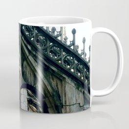 Stone Lace Coffee Mug