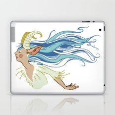 Goat Girl Laptop & iPad Skin