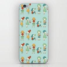 Candy girls iPhone & iPod Skin