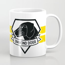 DIAMOND DOGS LOGO MUG Coffee Mug