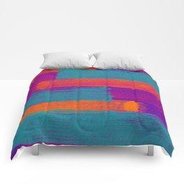 Tone in Stripes Comforters