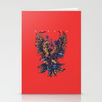 russia Stationery Cards featuring Russia by Ivan Belikov