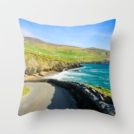 Slea Head | Ireland (RR 227) Throw Pillow