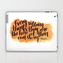 Every Villian Laptop & iPad Skin