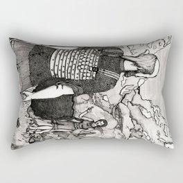 Herr Mannelig Rectangular Pillow