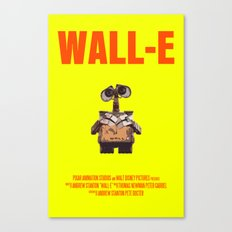 Wall-E Canvas Print