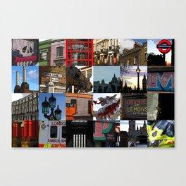 London No. 5 Canvas Print