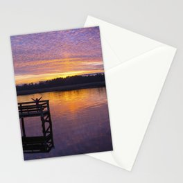 Glorious Sunset Stationery Cards