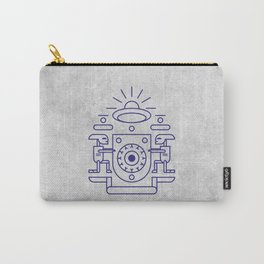 UFO Watchers Carry-All Pouch