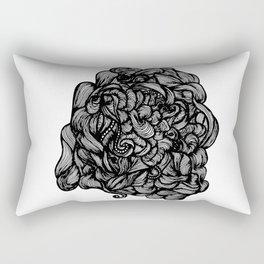 Piles of Folds Rectangular Pillow