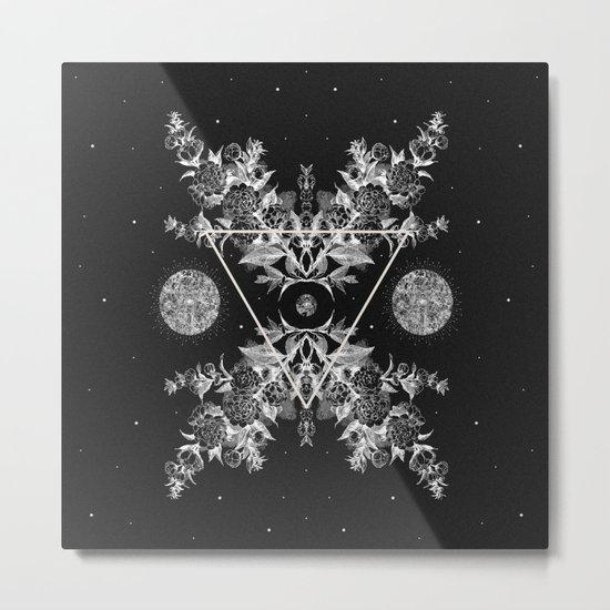 PYXIS Metal Print