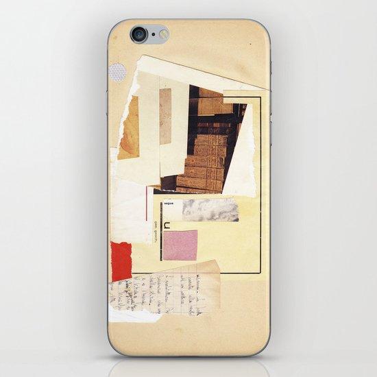 geometric exp #01 iPhone & iPod Skin