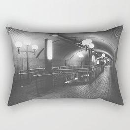 Montreal Subway | Métro de Montréal | Snowdon Rectangular Pillow