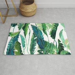 tropical compilation Rug