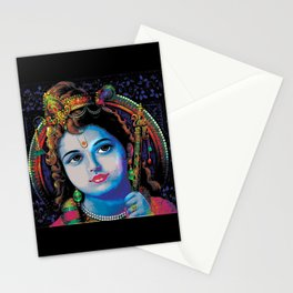 Krisna Fusion Stationery Cards