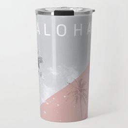 Island vibes - Aloha Travel Mug