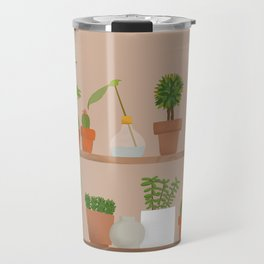 Plant Mama Shelfie Travel Mug