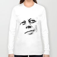jfk Long Sleeve T-shirts featuring JFK by Mullin