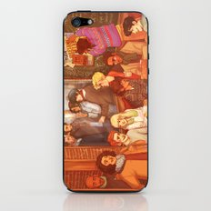 Les Misérables: A Group Which Almost Became Historic iPhone & iPod Skin