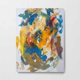 abstracts elo Metal Print