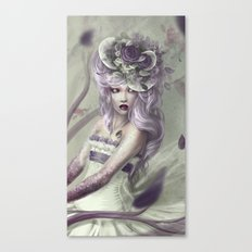 Poisoned Lullaby Canvas Print