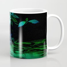 Leaf lighting Coffee Mug