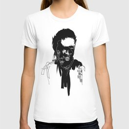 Art is a lie that makes us realize truth. T-shirt